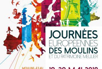 Journée Européennes des moulins et du patrimoine