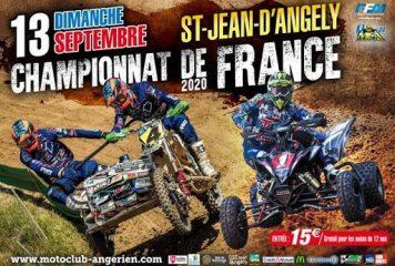 Championnat de France Saint Jean d'Angély